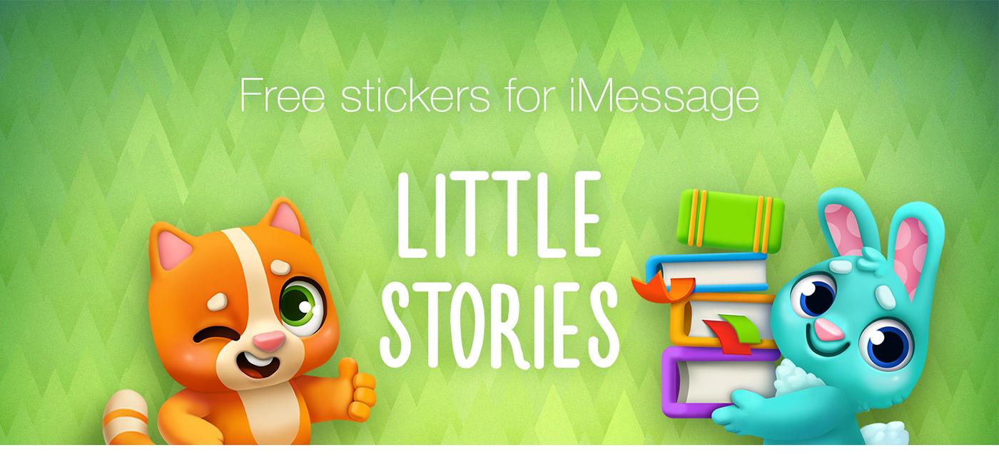 children imessage stickers characters animals artforkids booksforkids books forkids kids