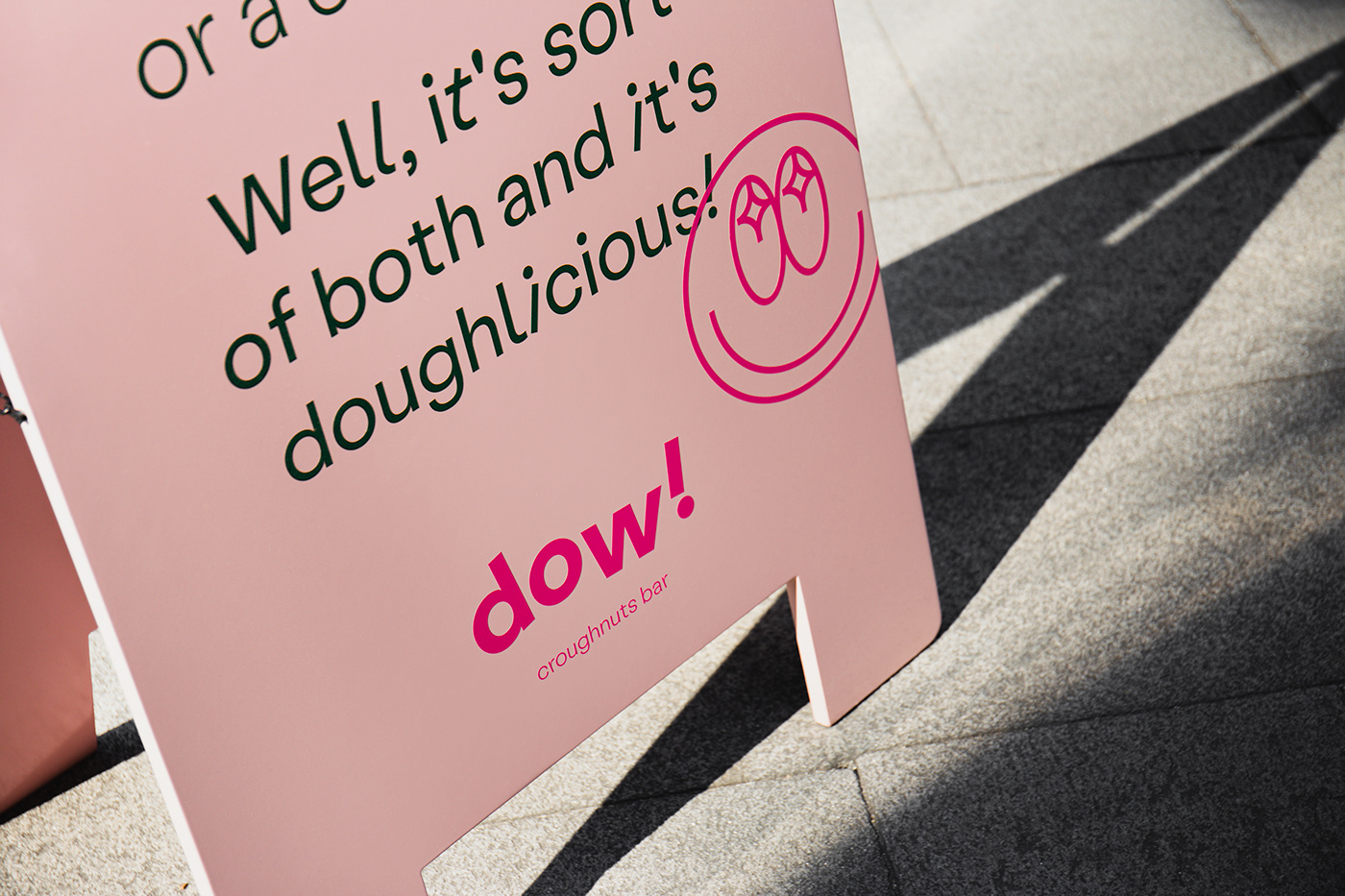 another collective Braga branding  Croughnuts Doughnuts dow Logotype Photography  typography