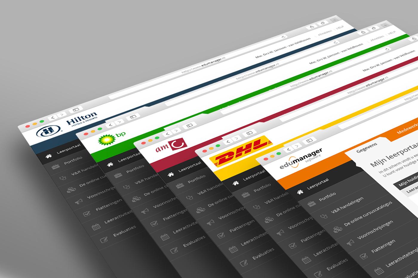 redesign Web