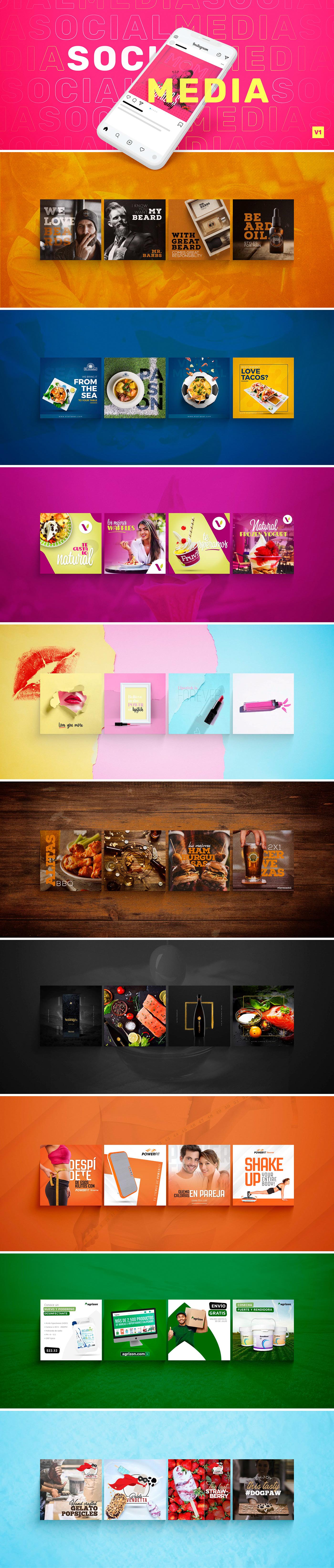 colors design graphic Illustrator instagram logo photo post social social media