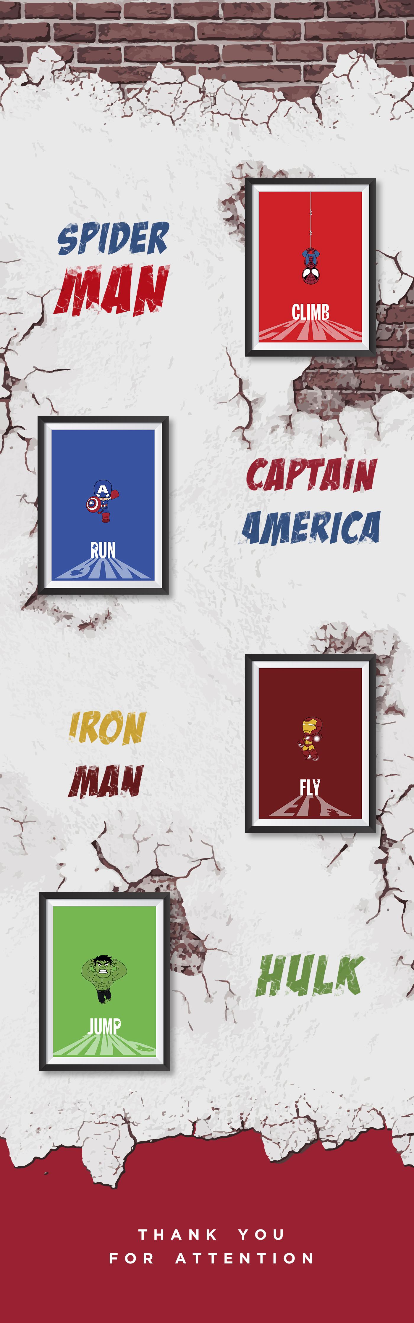 babies poster heroes