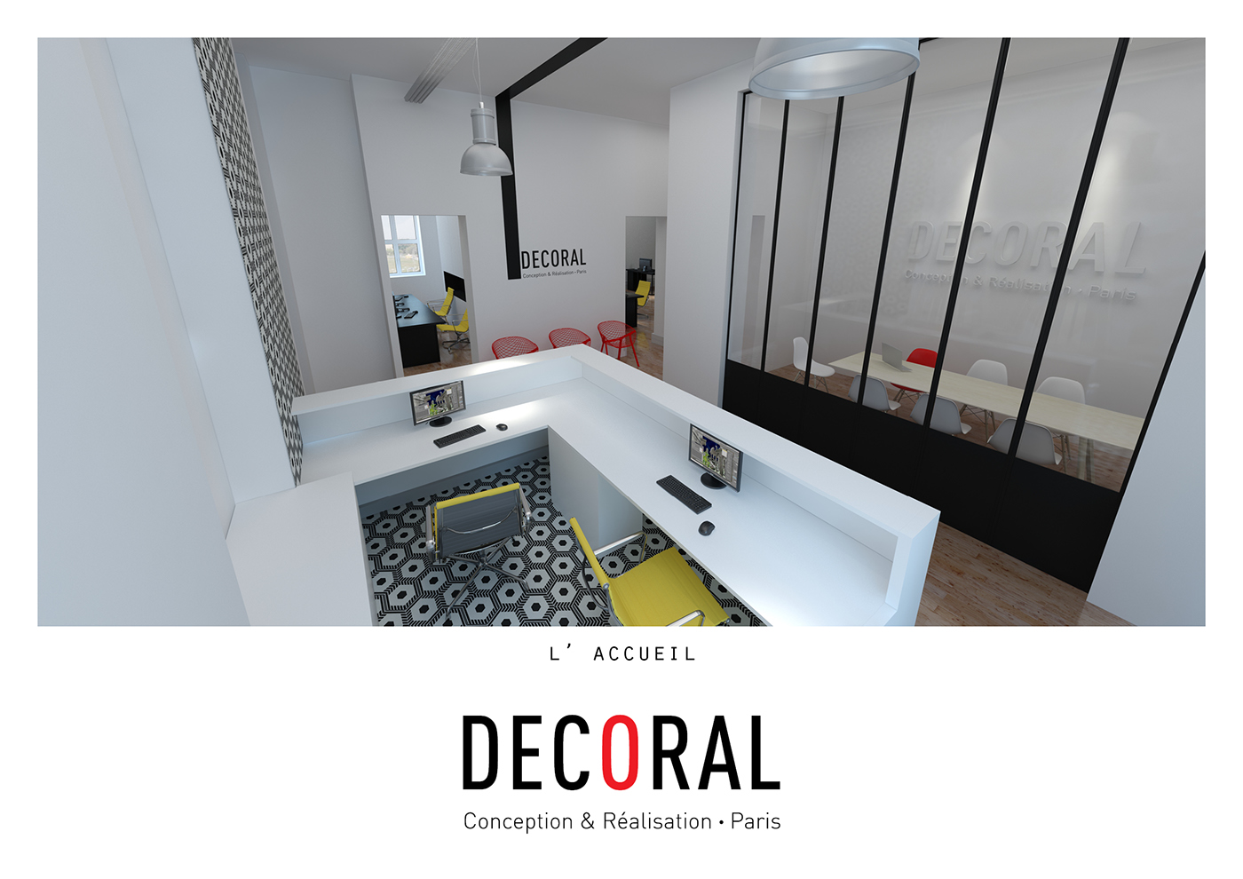 decoral office 2014 on behance