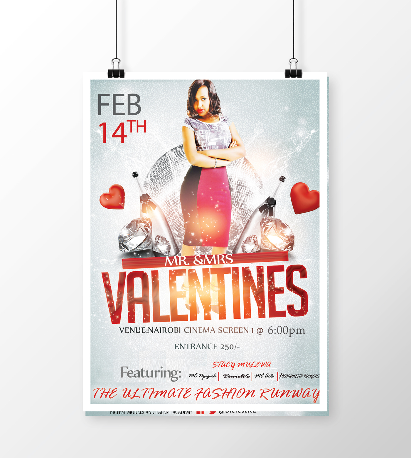 graphic design  poster flyer branding  Event Branding Event Poster