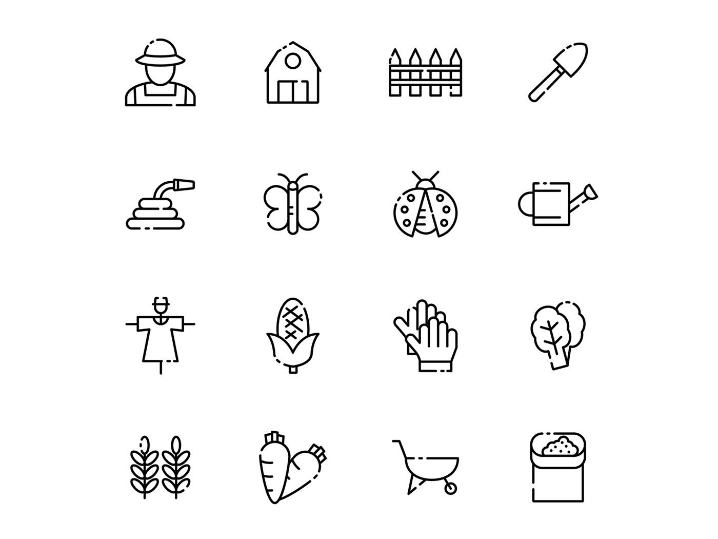 farm farm icon Farm vector freebie icon design  icons download icons pack icons set vector design vector icon