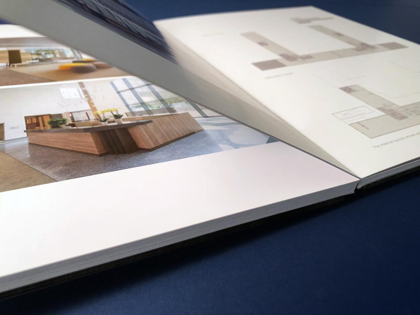 brochure print print design  real estate building graphic design  Layout art direction  Creative Direction  binding
