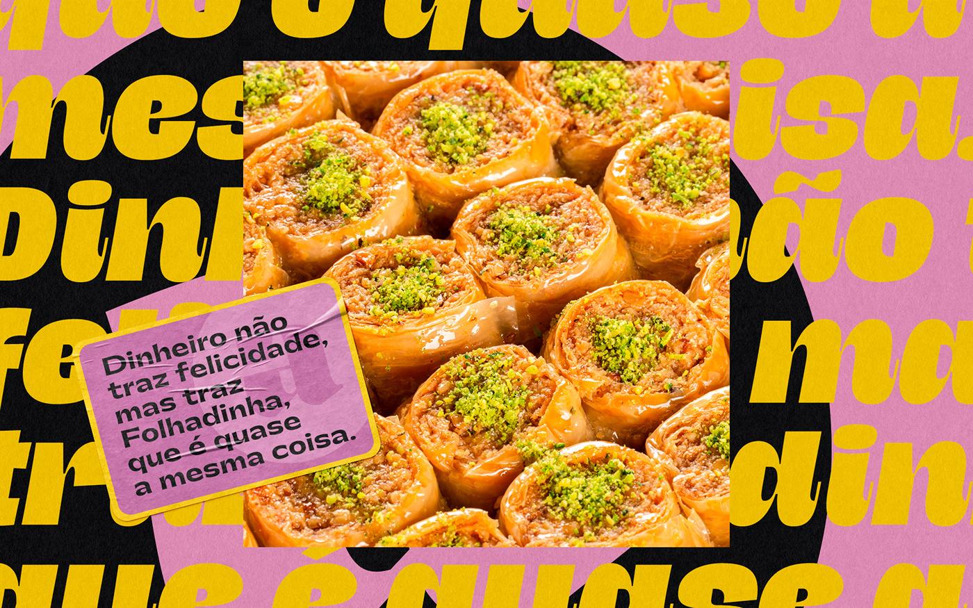 arabic brand identity branding  Food  ILLUSTRATION  Kraft logo Packaging typography