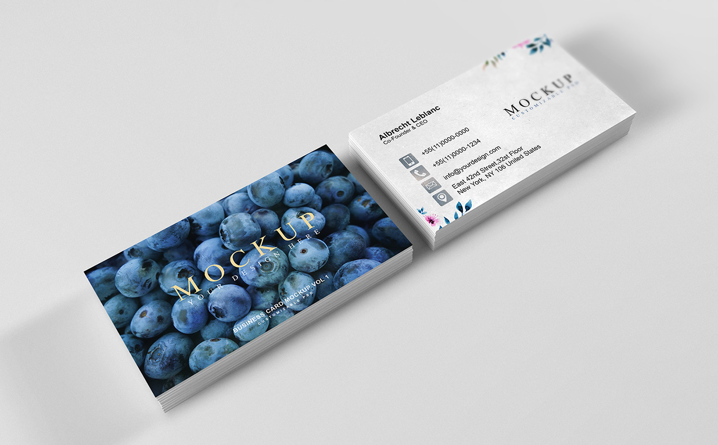Business card mockup vol 1 psd download on behance zip file containing 7 psd files high quiality 300 dpi 2900 x 1800 px 1 pdf file download 7 business card mockup vol 1 reheart Images