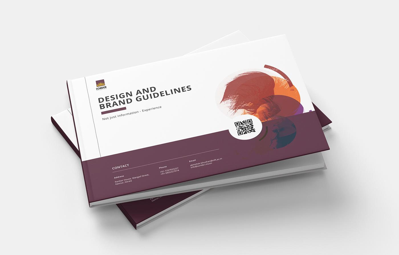 SONDER | Design & Brand Guidelines on Behance