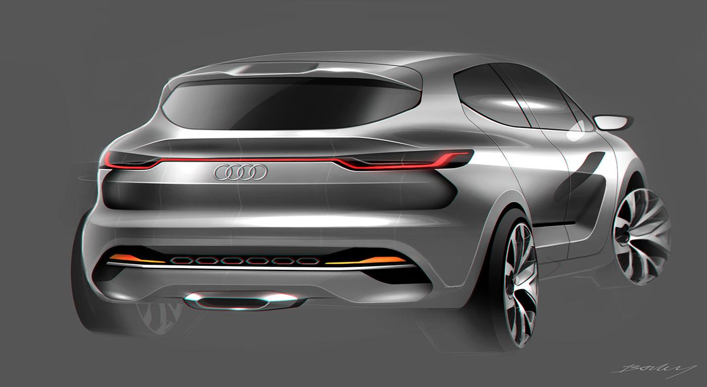 Automotive design product design  Digital Art