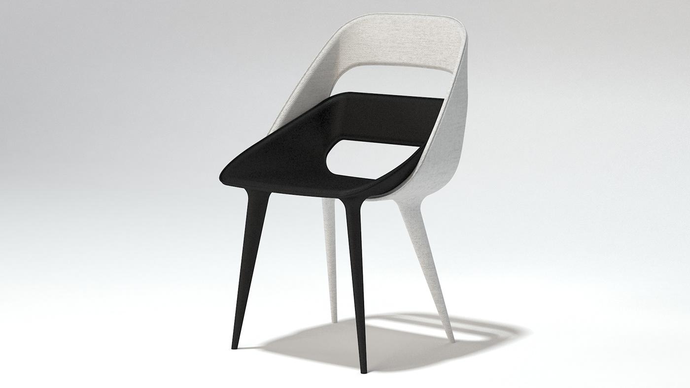 精品的28款椅子設計欣賞