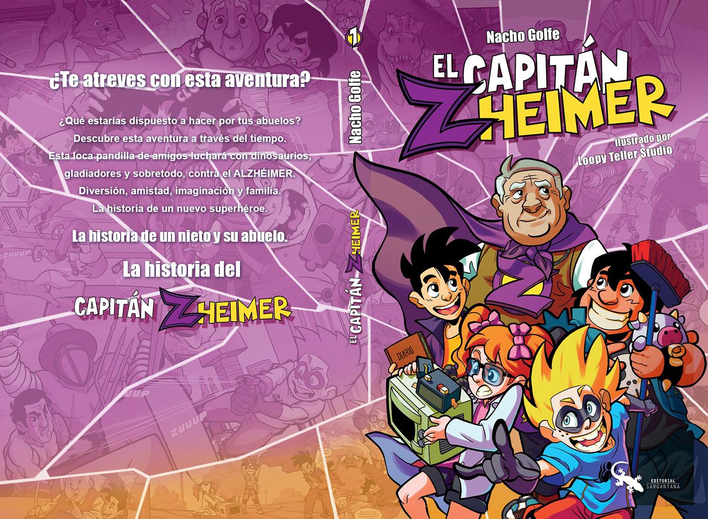 ILLUSTRATION  comic Character design  animation  graphic design