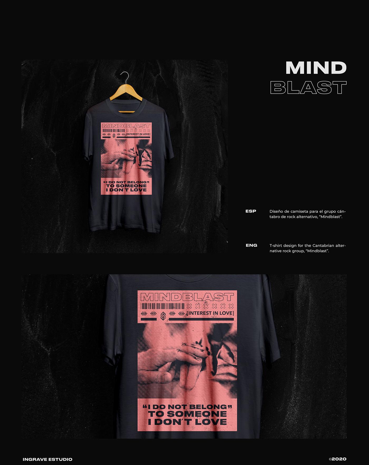 camisetas graphic design  ILLUSTRATION  merchandising tees