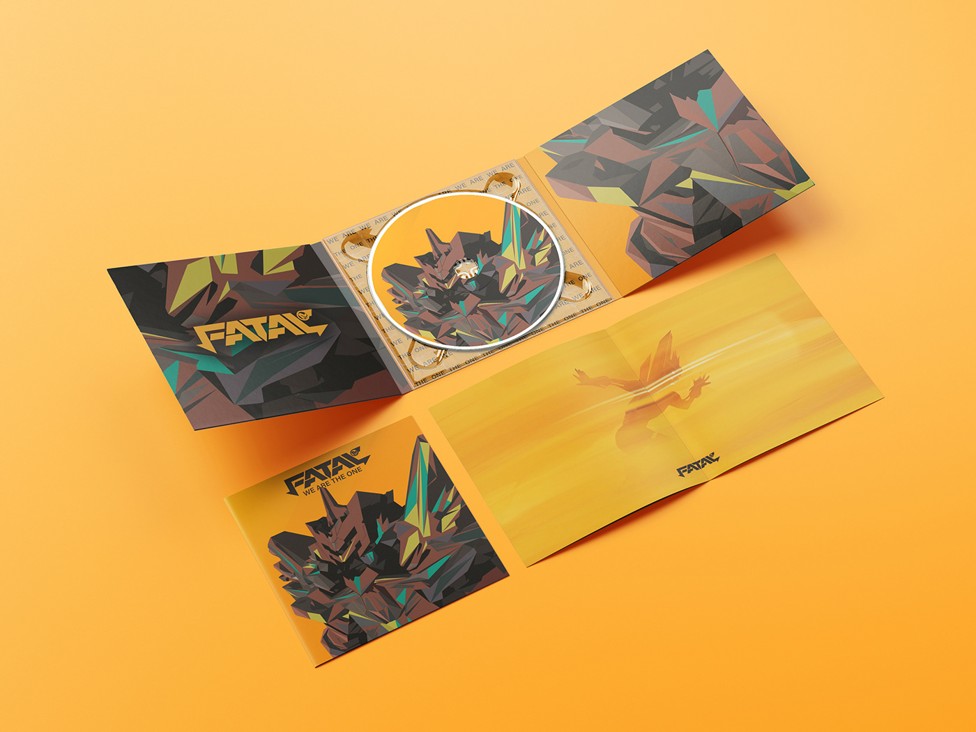 album cover anti artwork cd Cover Art Image making Music Packaging non-format Packaging record