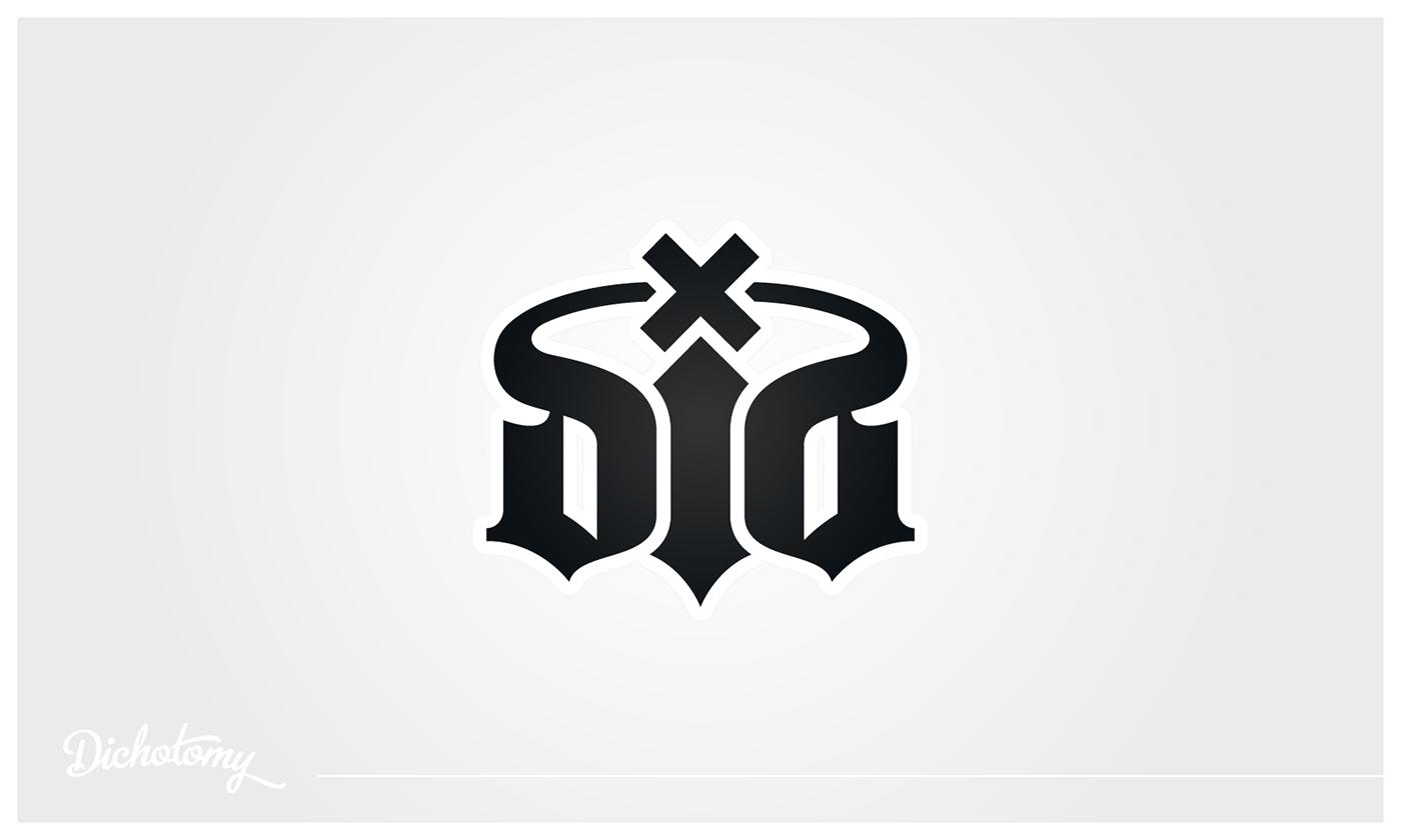 Image may contain: logo, abstract and trademark