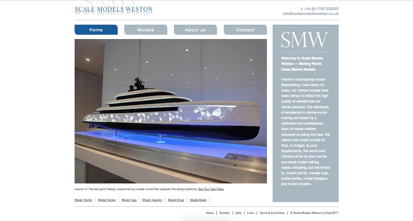Yacht Design Jobs scale models weston yacht design. on behance