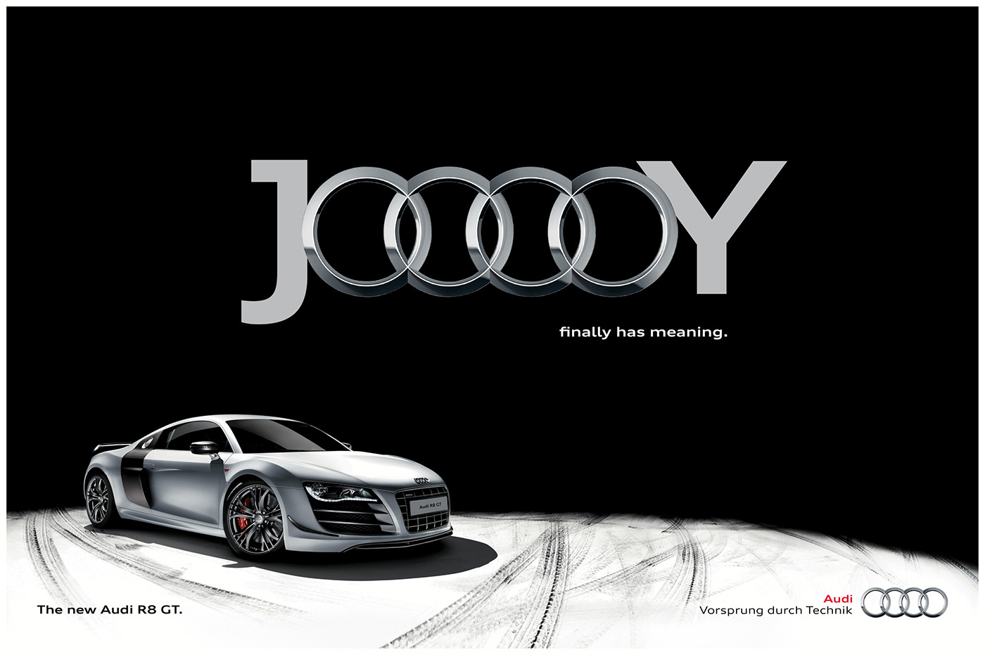 Audi R8 JOOOOY on Behance