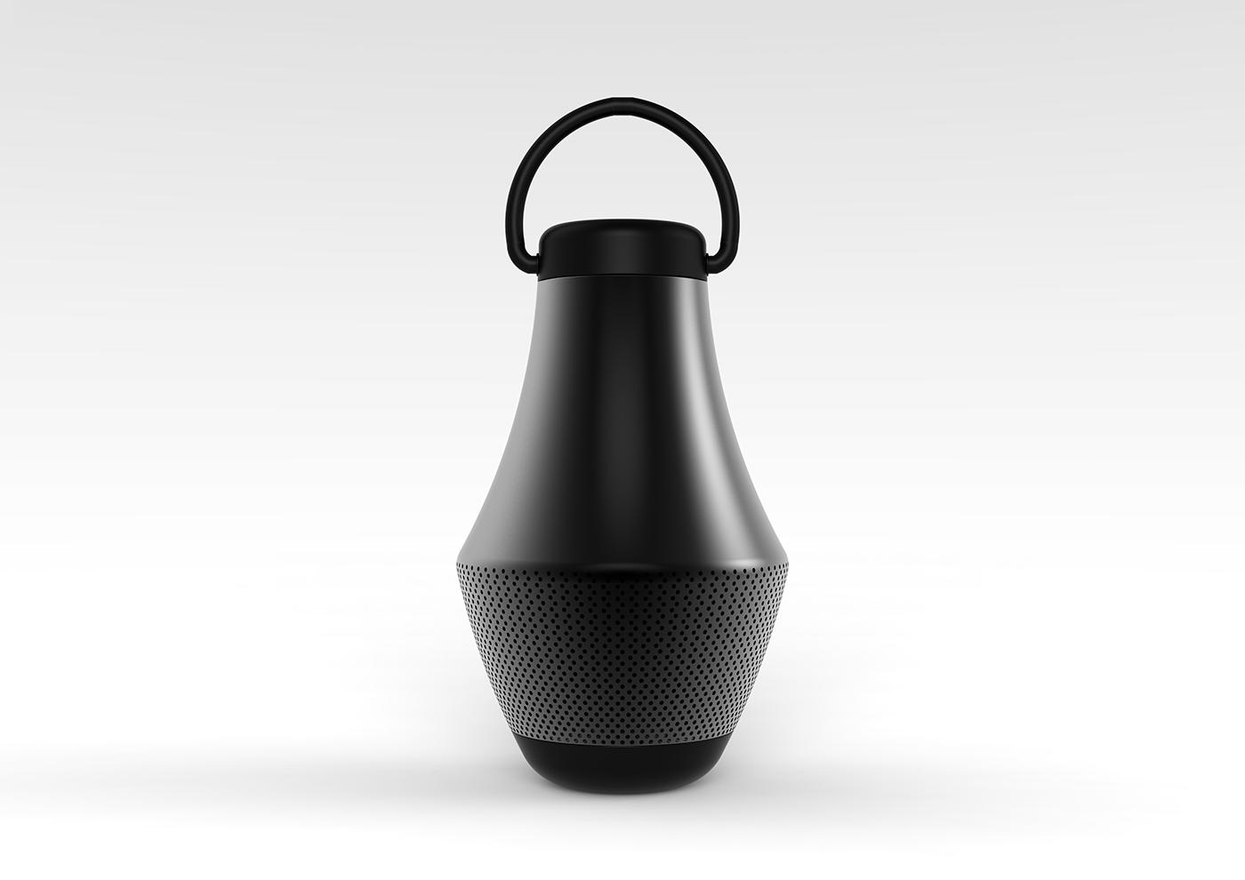 Bose industrial design  modern portable product design  sketches sound system speaker surround sound user friendly