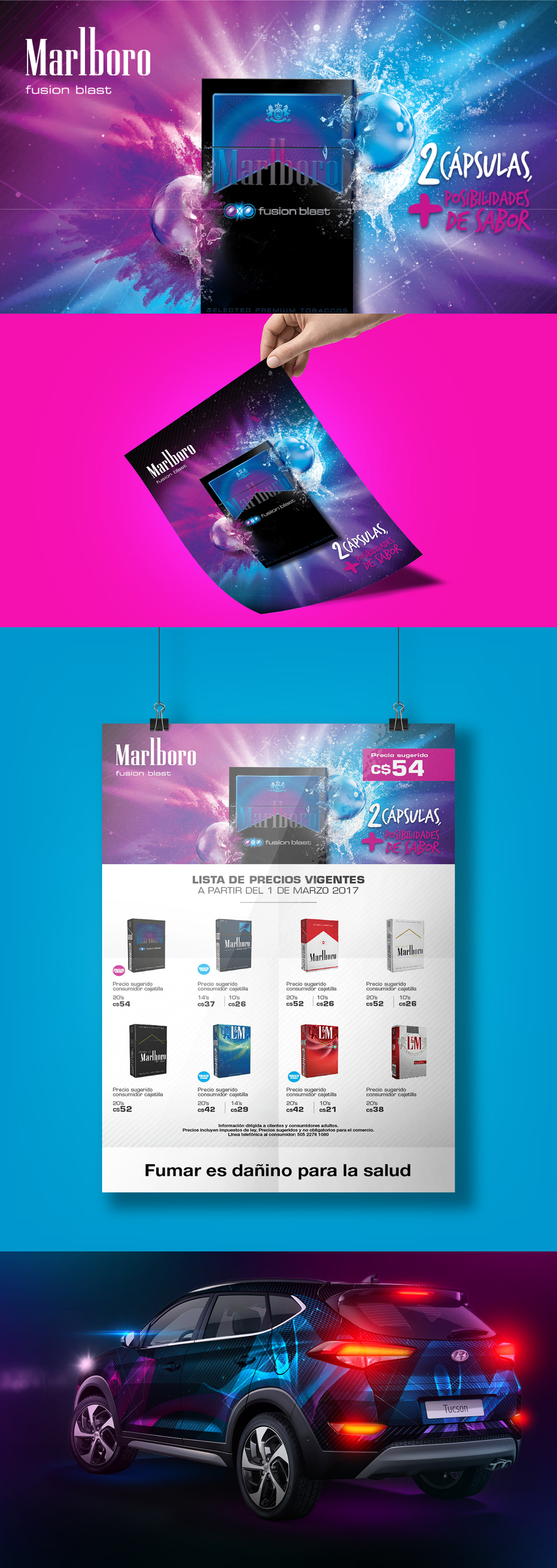 Branding Digital agency agencia de publicidad Nicaragua Bold