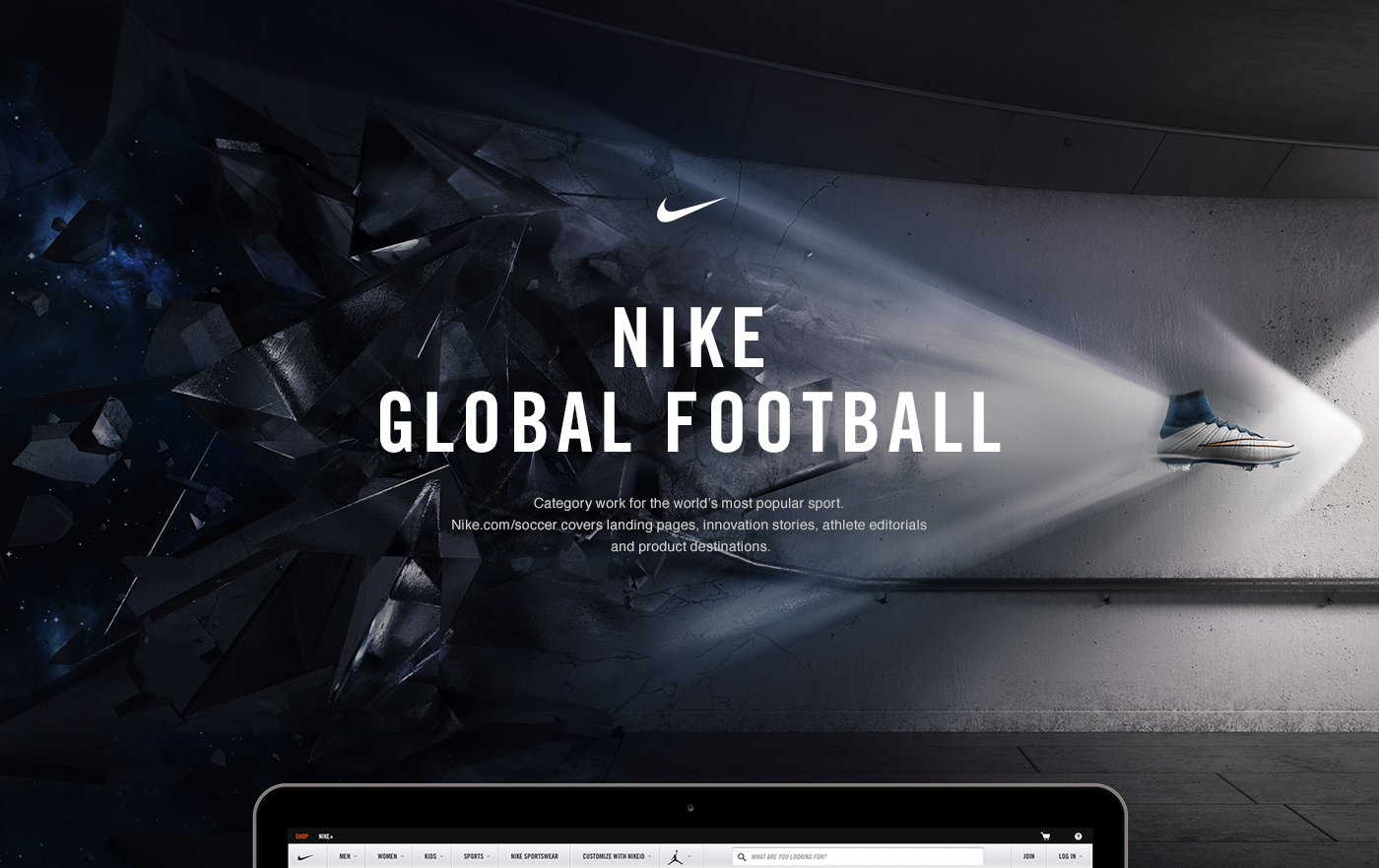 globalisation nike Critically examine the proposition that national boundaries have been surmounted by the phenomenon of globalisation and that therefore, national governments are no longer able to promote.