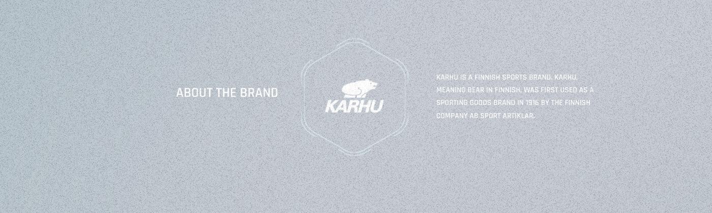 shop shoe concept store Experience Fashion  animated animation  Karhu