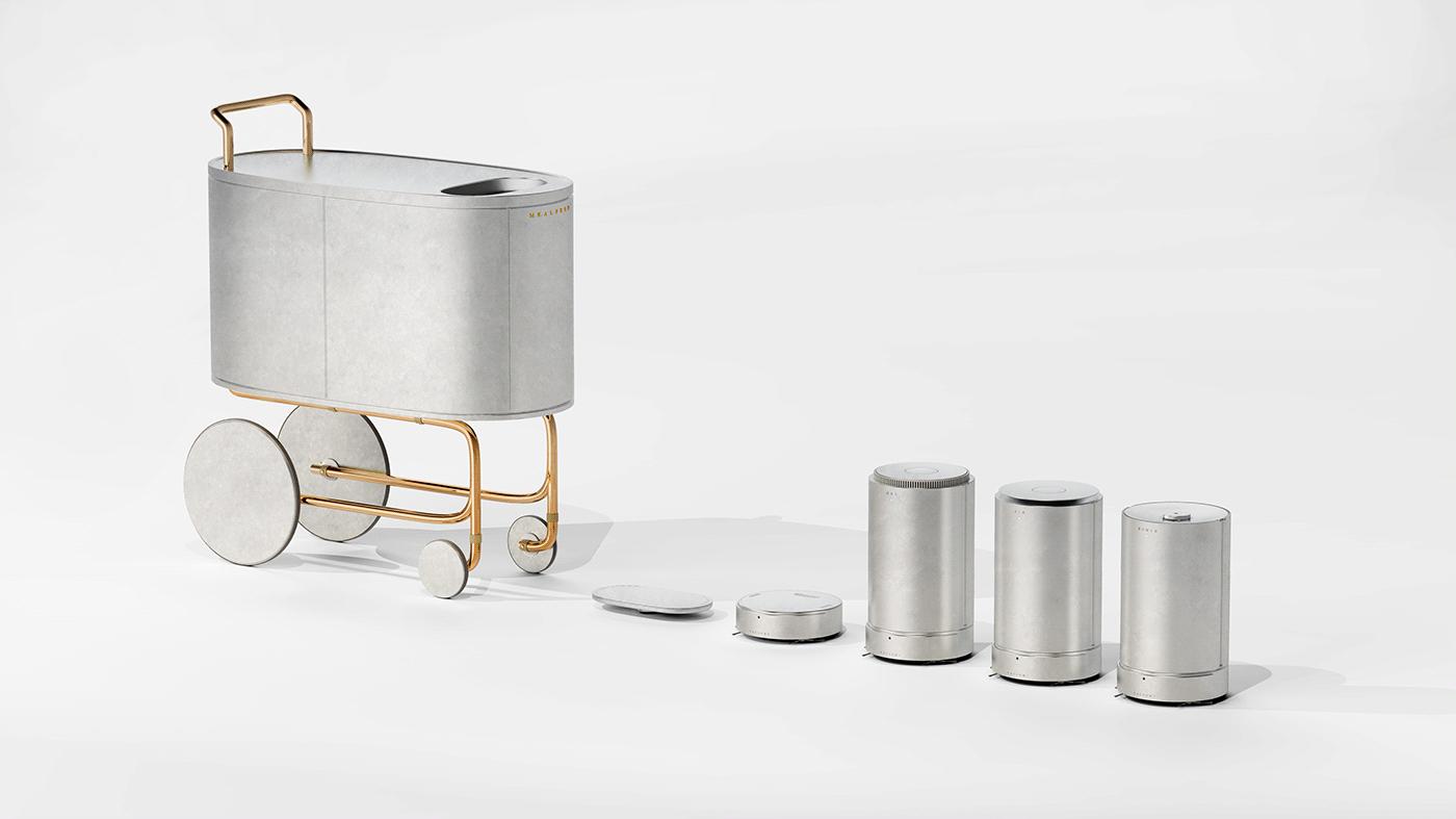 Image may contain: indoor, cylinder and mug