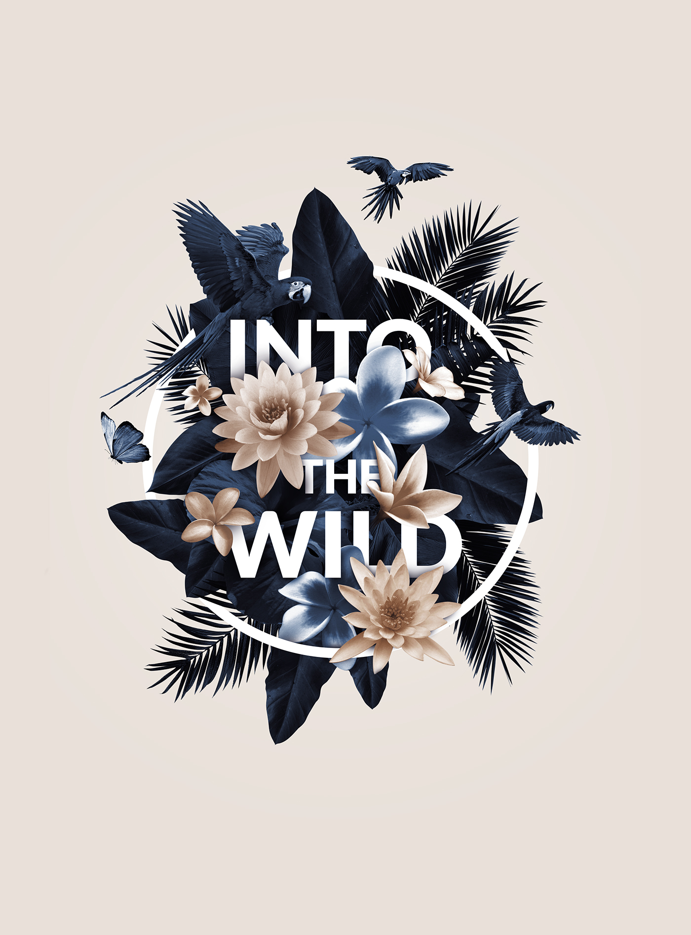 Art Design Pictures : Into the wild on behance