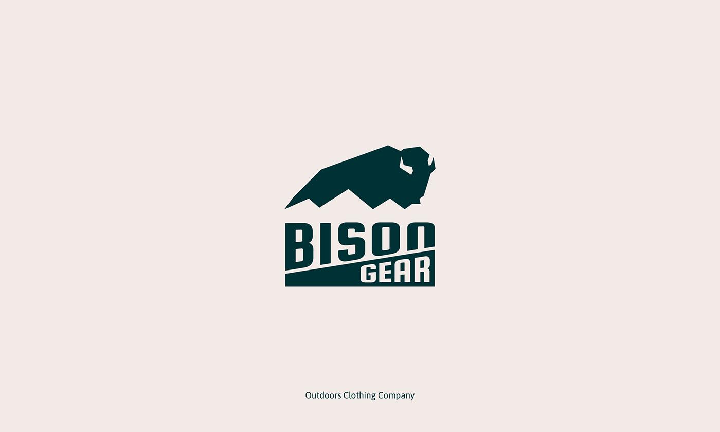 brand branding  Clothing graphic design  logo logofolio outdoors