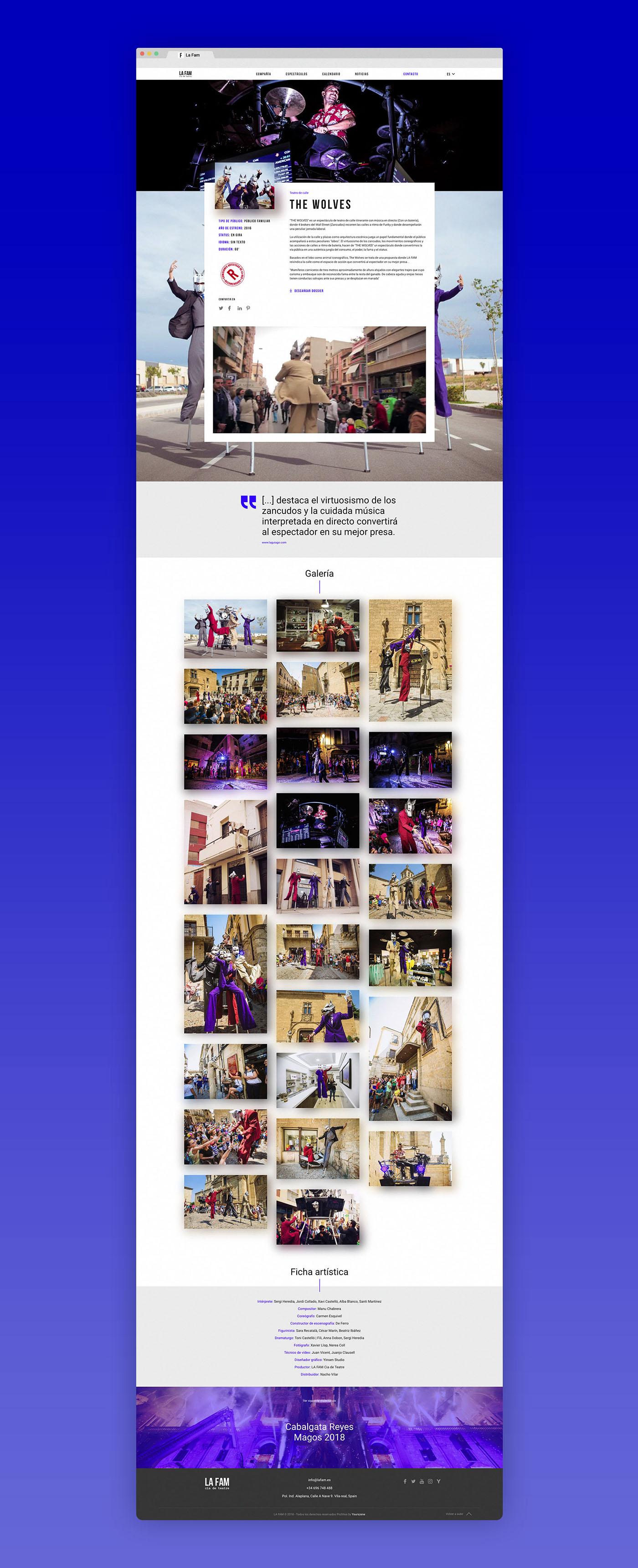 compañia teatro theatre companie teatro Theatre musica music Show espectáculo actor Street
