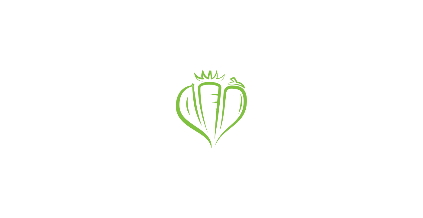 Logotipo saúde saladas frutas healthy