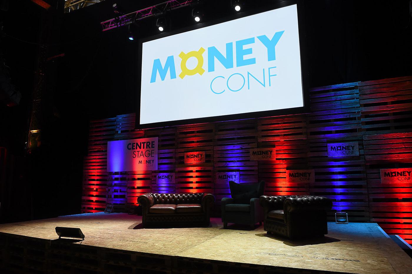 moneyconf Belfast websummit Collision Fintech money guilloche conference Ireland financial Bank awesome modern tech Startup