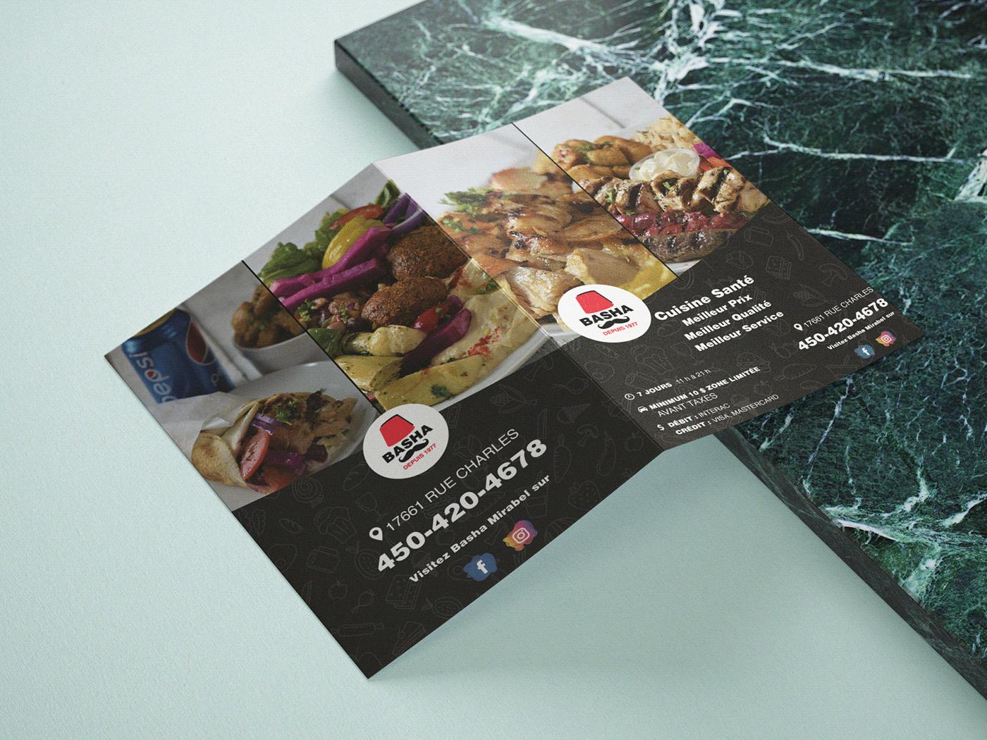 Image may contain: food, menu and book