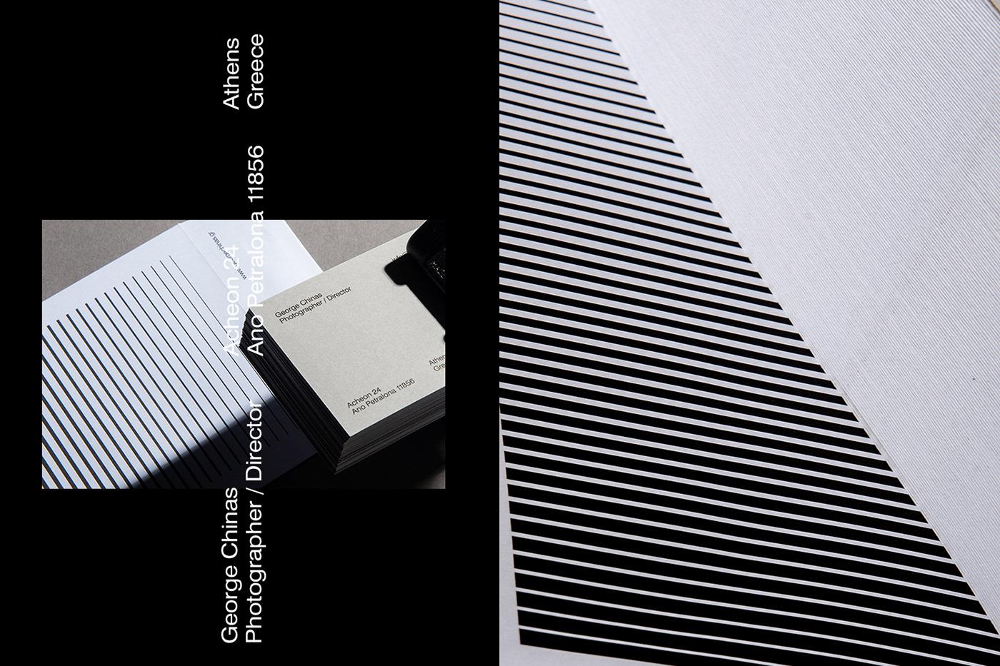stationary minimal typography   gradient photographer branding  blackandwhite nologo