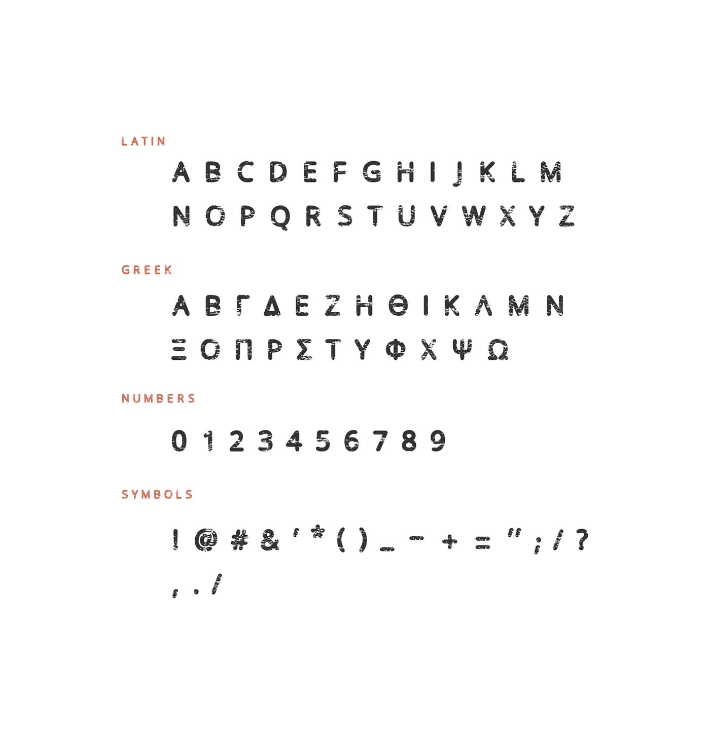 Free font font design Greek letters baston greek typeface design Typeface