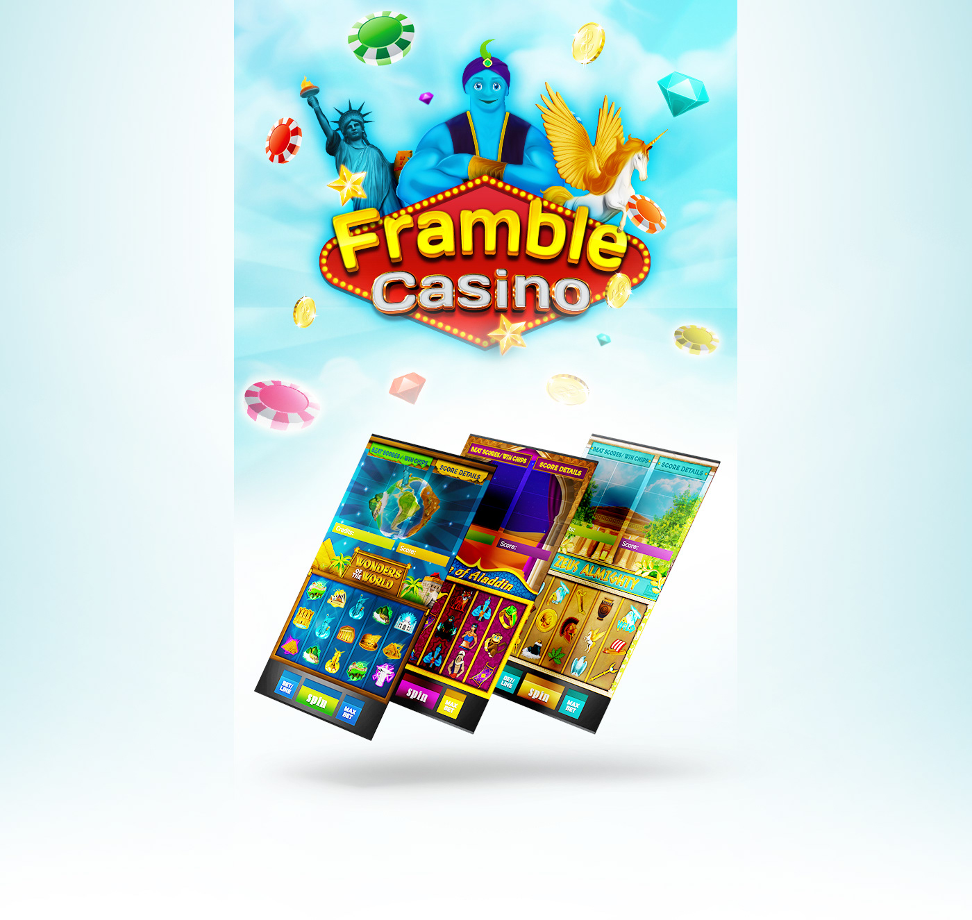 Mobile Slot Machine Games