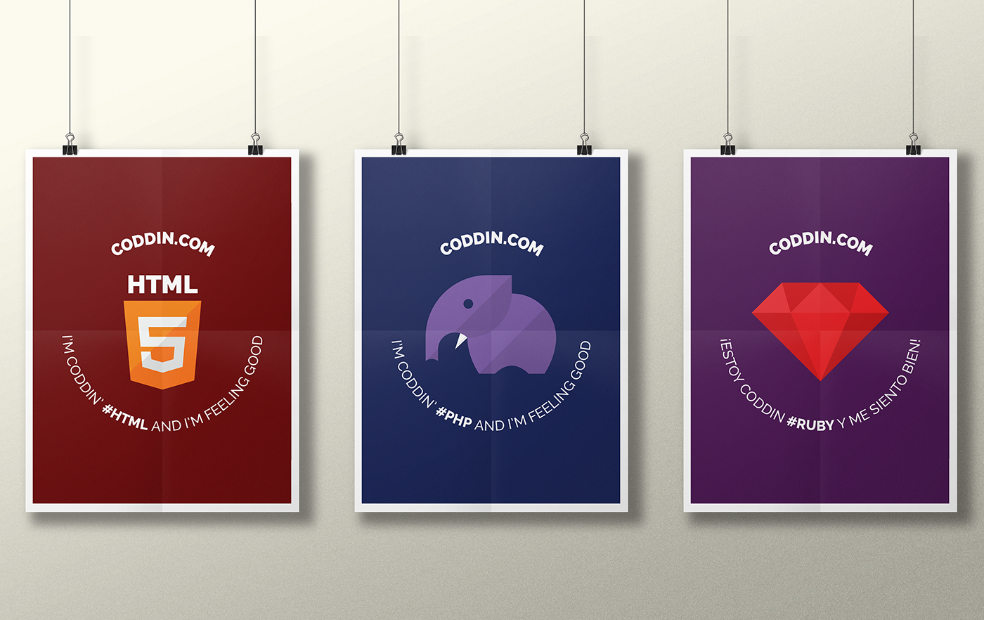 Mugs Business Cards tshirts poster geek hackers Developers t-shirt pins buttons Startup Badges illustrations vector flat