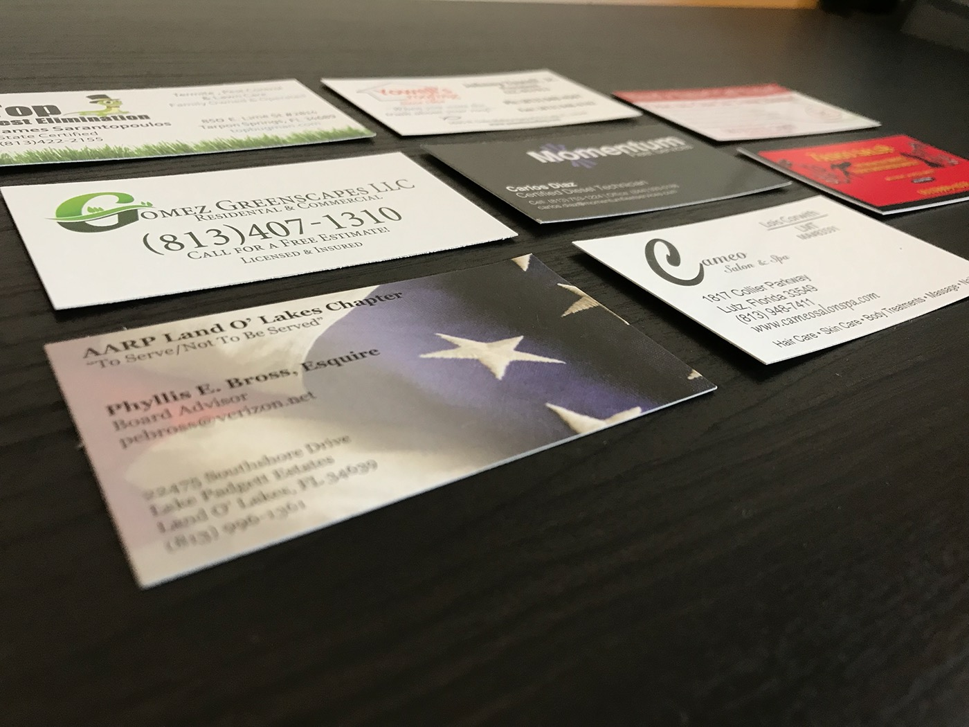 Business cards on behance thank you reheart Images