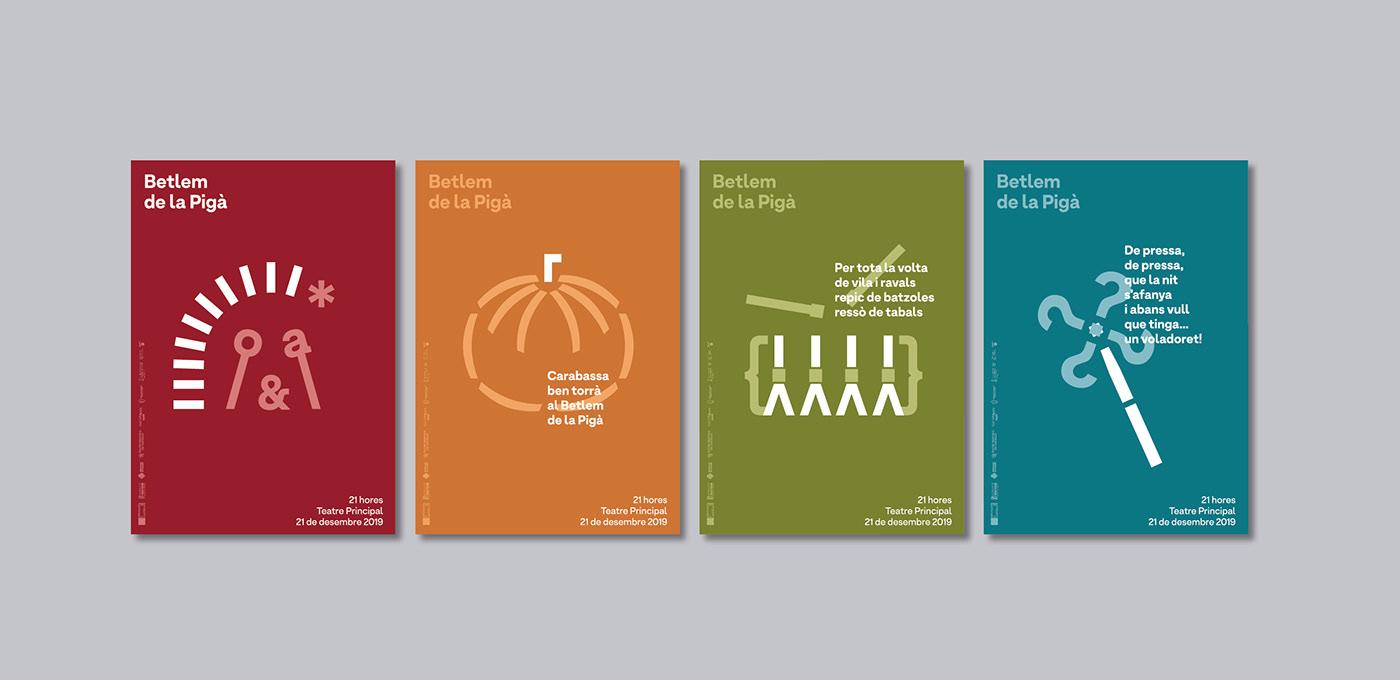 cartel posterdesign Illustrator graphicdesign diseñografico imagengráfica #type #playingwithtype #typeicons