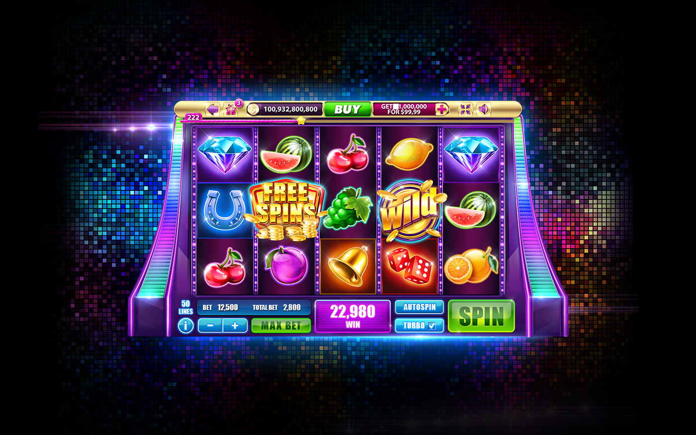Different Slot Machines