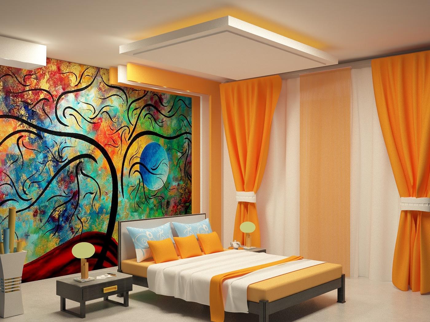 精品的22款房間顏色搭配欣賞