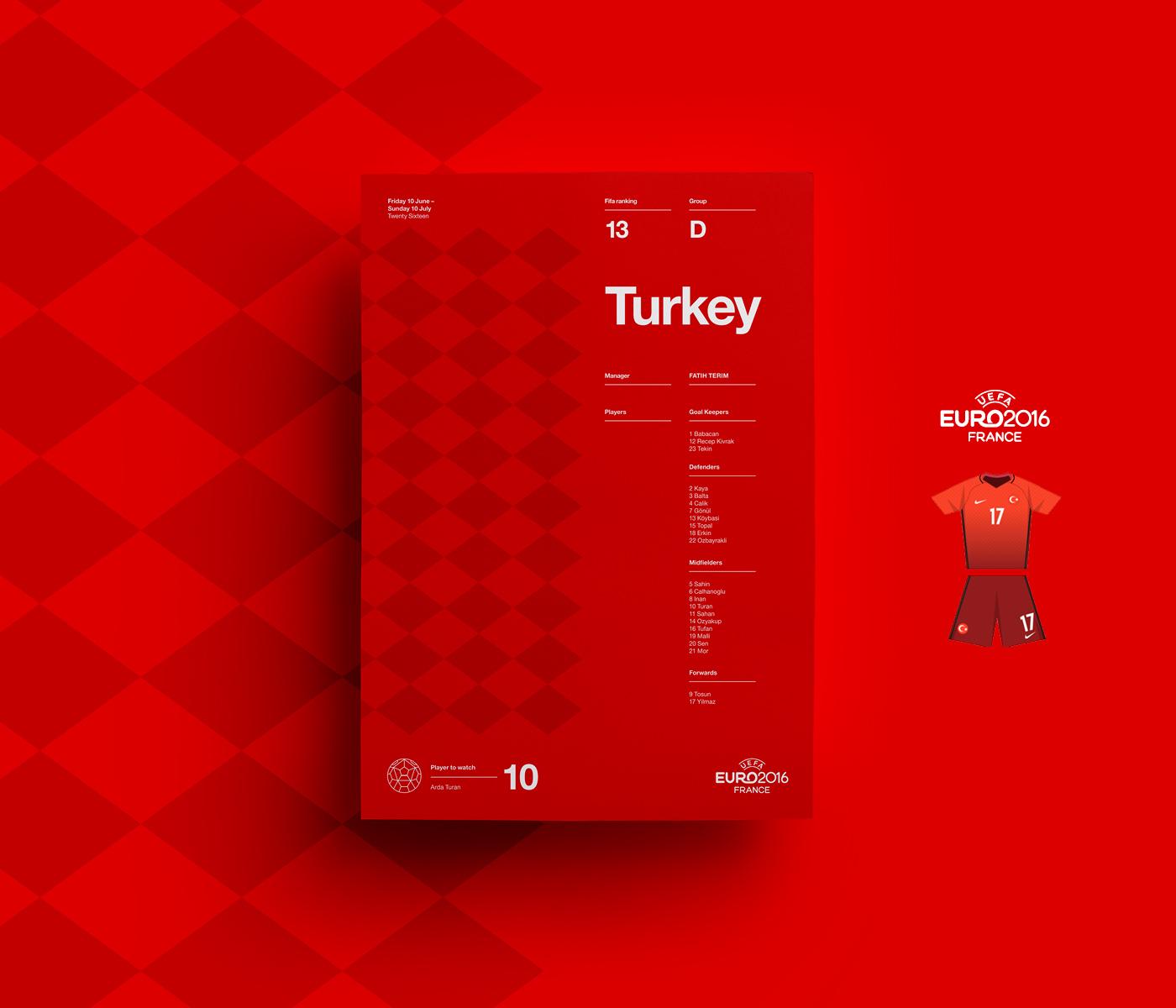 Türkiye EURO 2016
