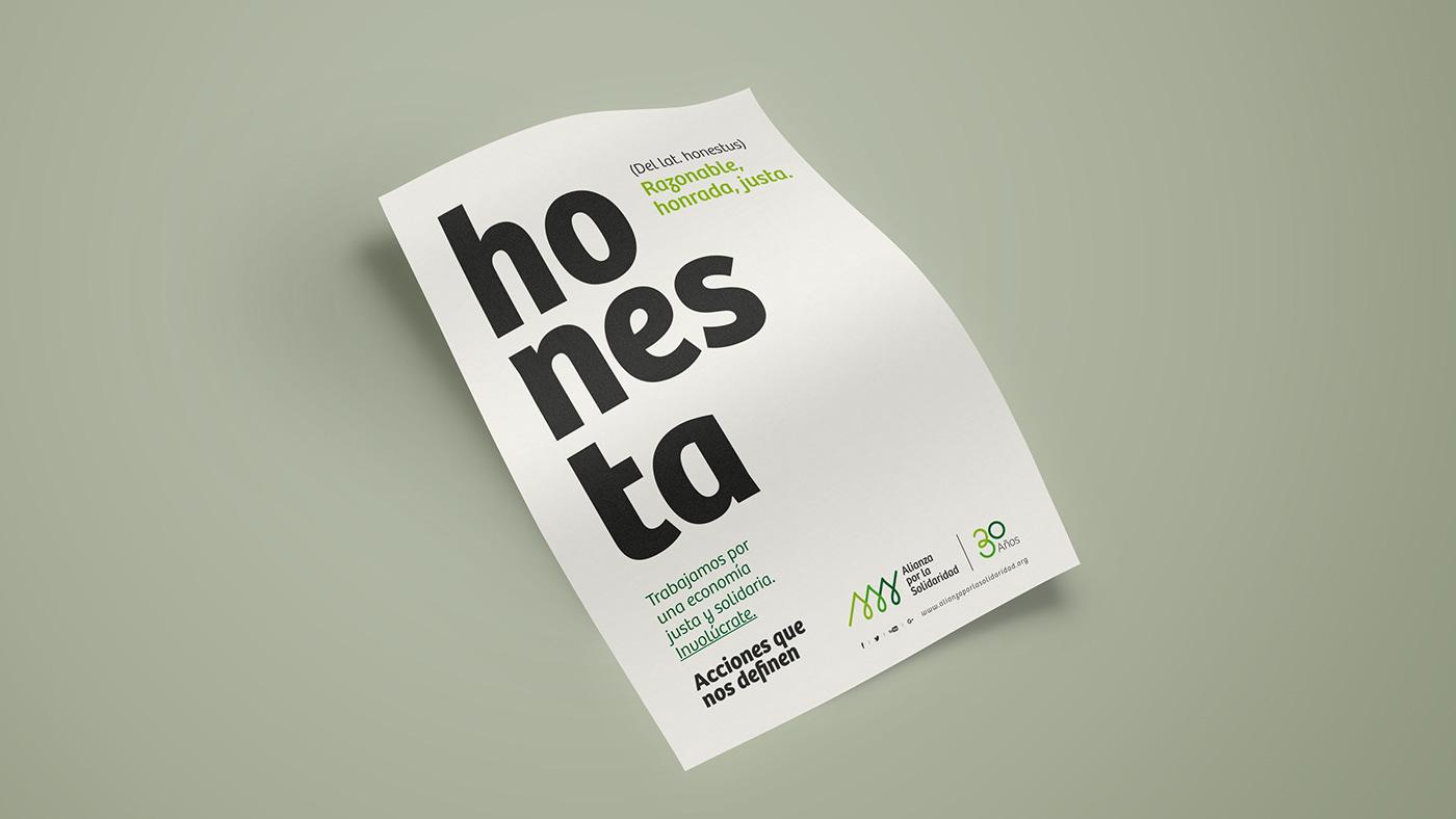 graphic design  diseño ong Campaña campaign