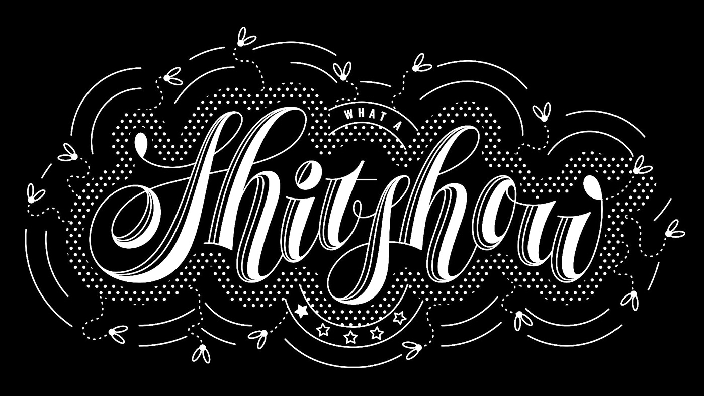 lettering ILLUSTRATION  type typography   type design