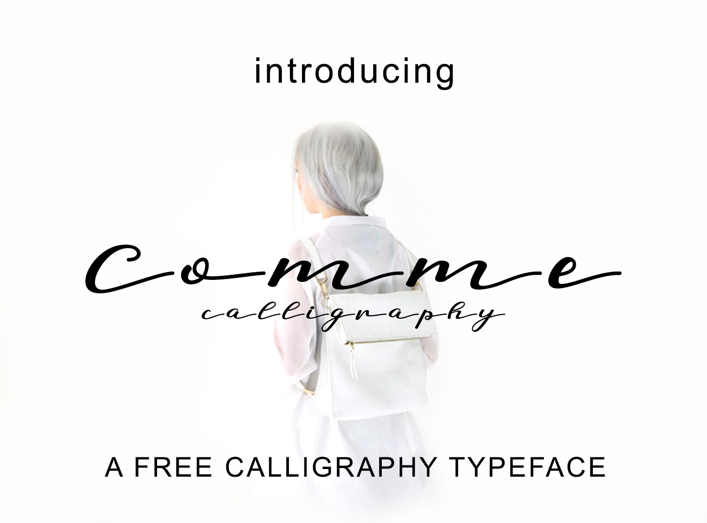 Comme Calligraphy Free Font – Pinspiry