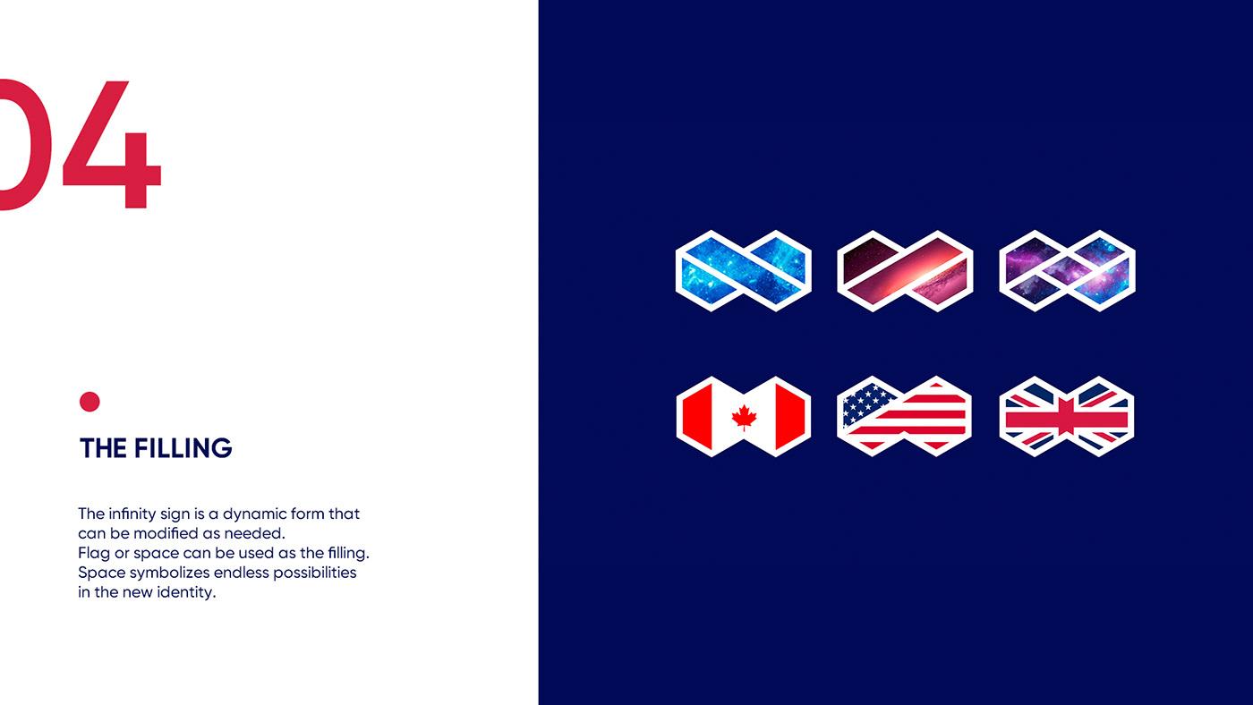 brand canschol logo rebranding school social media