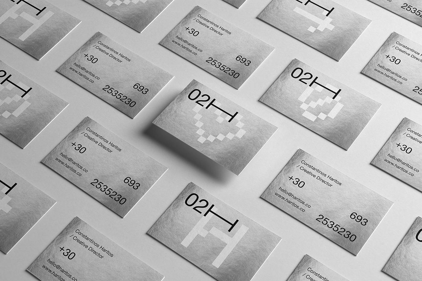 brand branding  design graphic identity logo personal UI ux Website