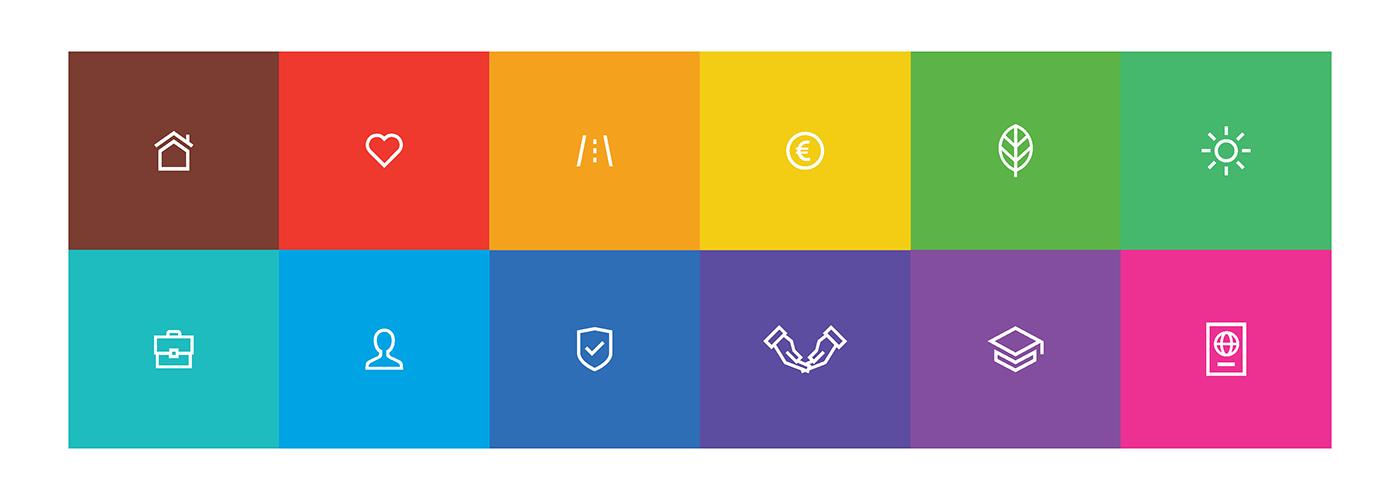 logo identity utrecht nthnrs graphic design art magazine