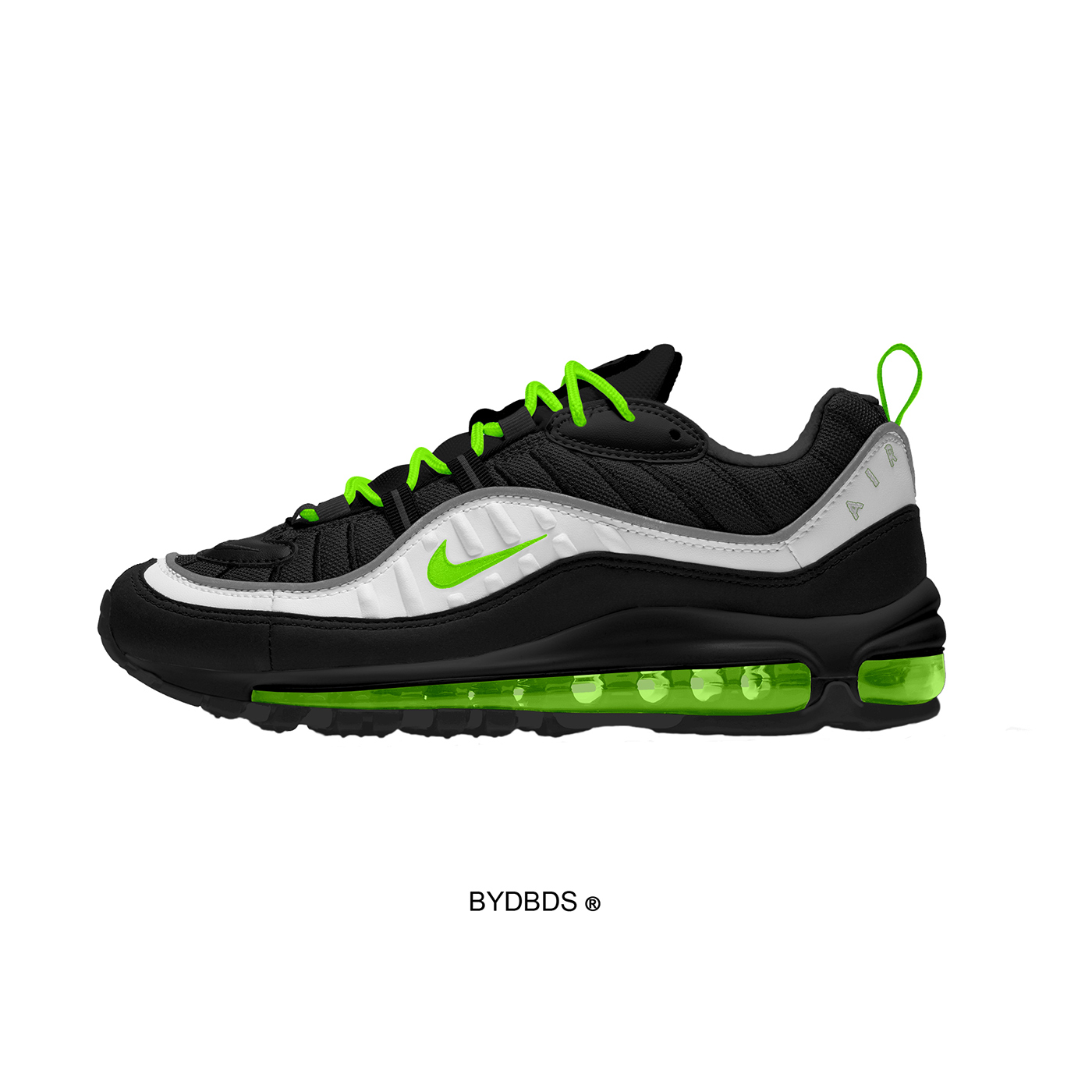 Free nike air max 98 psd template mockup on behance download here maxwellsz