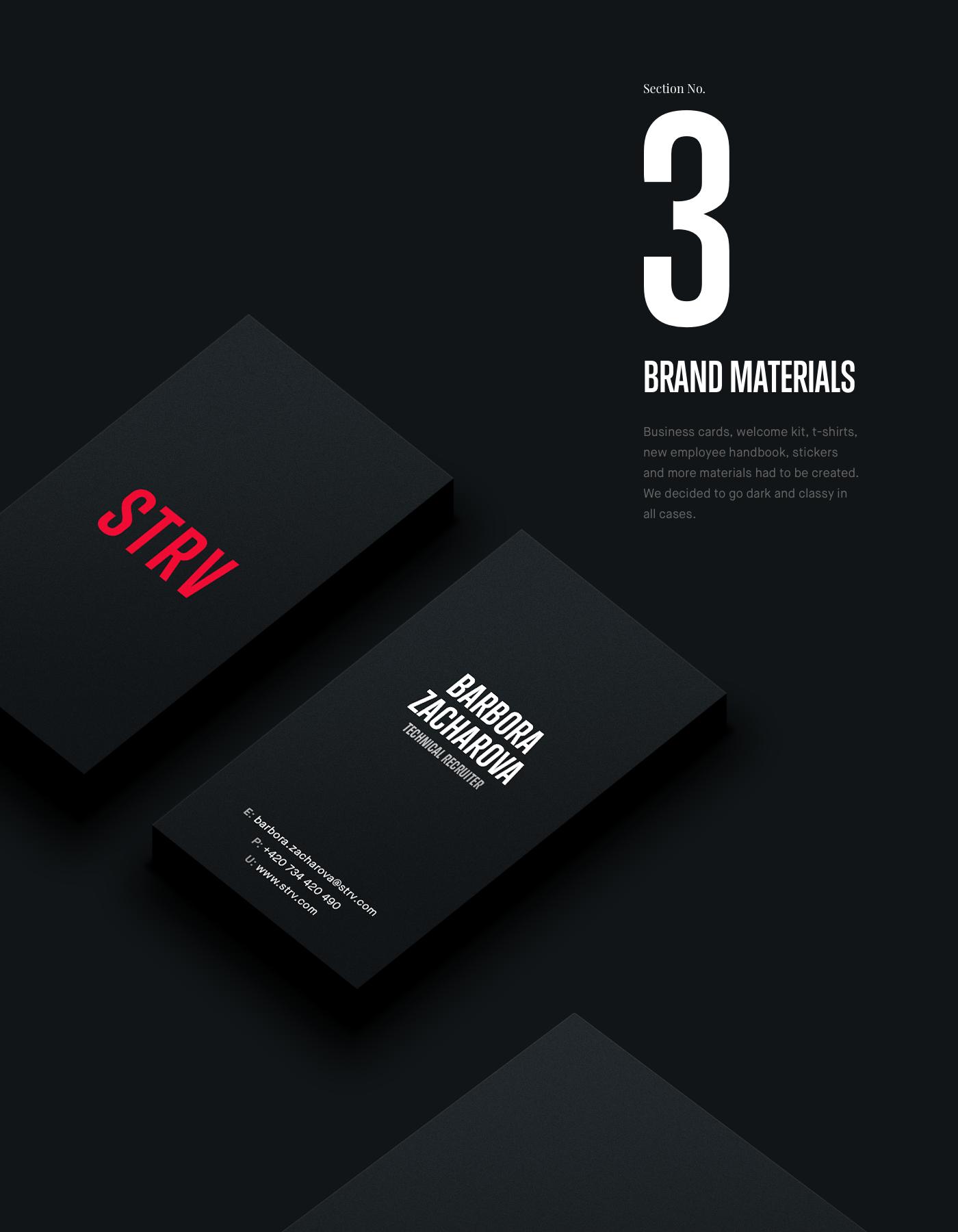 Website branding  dark Responsive development Technology brand agency design digital