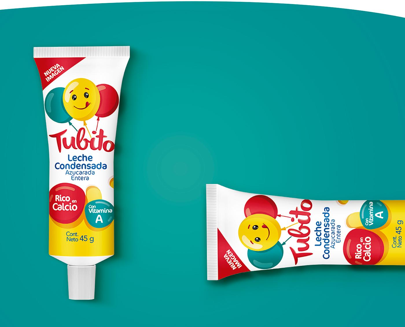 modeling 3D packing model tubito Rhinoceros Cinema