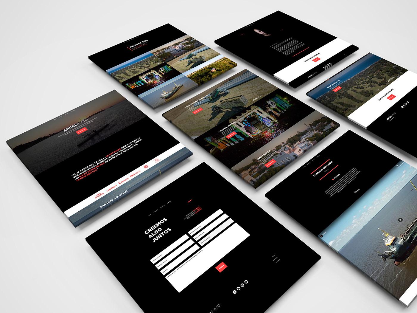 Web video photo animation  branding  identity